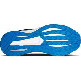 saucony Hurricane ISO 4 Hardloopschoenen Heren grijs/blauw